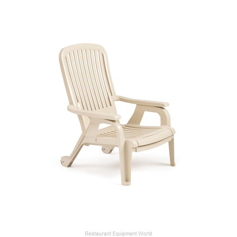 Grosfillex 47658066 Chair Armchair Stacking Outdoor