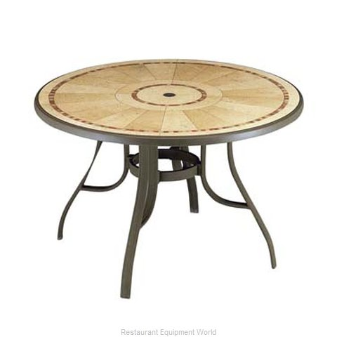 Grosfillex 52236137 Table Outdoor Patio