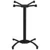 Grosfillex 52812017 Table Base, Metal