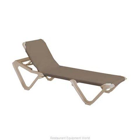 Grosfillex 99155181 Chaise, Outdoor