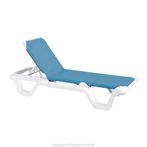 Grosfillex 99404099W Chaise, Outdoor