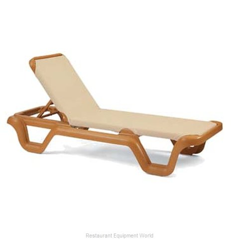 Grosfillex 99414108 Chaise, Outdoor