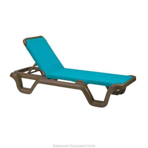 Grosfillex 99424137 Chaise Outdoor