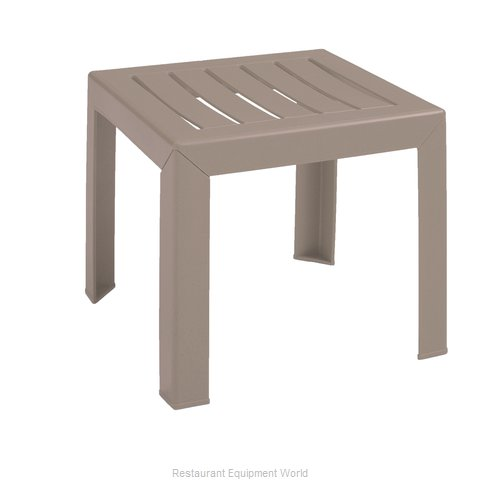 Grosfillex CT052181 Table, Outdoor
