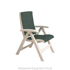 Grosfillex CT089004 Chair Folding Outdoor