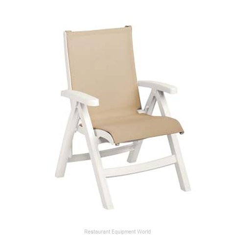 Grosfillex CT352004 Chair Folding Outdoor