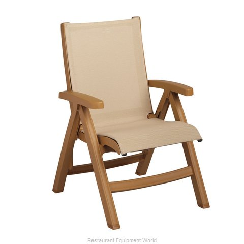 Grosfillex CT352008 Chair Folding Outdoor
