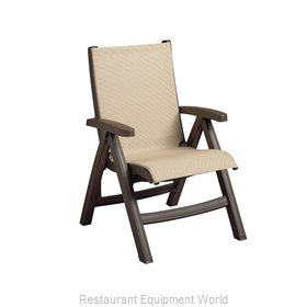 Grosfillex CT352037 Chair Folding Outdoor