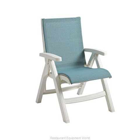 Grosfillex CT354004 Chair Folding Outdoor
