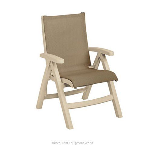 Grosfillex CT355066 Chair Folding Outdoor