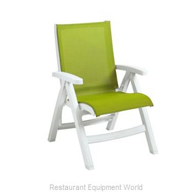 Grosfillex CT393004 Chair Folding Outdoor