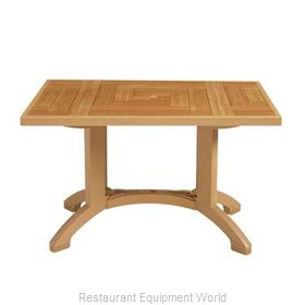 Grosfillex CT645008 Table Outdoor Patio