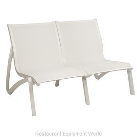 Grosfillex US002096 Sofa Seating, Outdoor