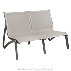 Grosfillex US002288 Sofa Seating, Outdoor