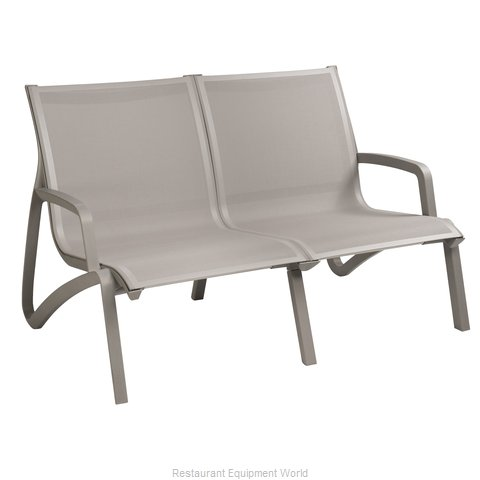 Grosfillex US002289 Sofa Seating, Outdoor