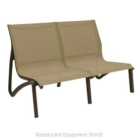 Grosfillex US002599 Sofa Seating, Outdoor