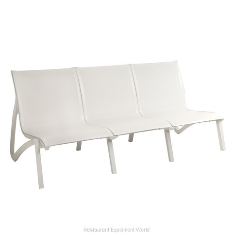 Grosfillex US003096 Sofa Seating, Outdoor