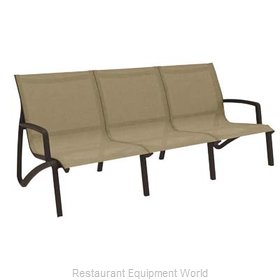 Grosfillex US003599 Sofa Seating, Outdoor