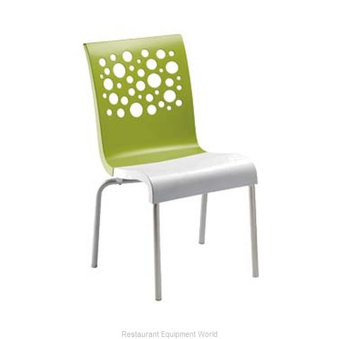 Grosfillex US021152 Chair Side Stacking Indoor