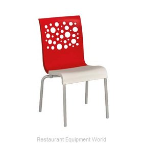 Grosfillex US021414 Chair, Side, Stacking, Indoor