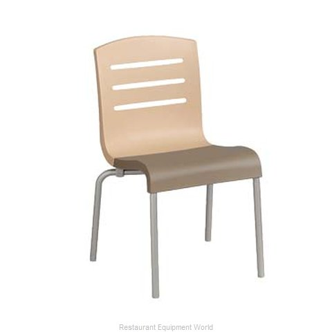 Grosfillex US041413 Chair Side Stacking Indoor