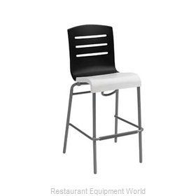Grosfillex US051017 Bar Stool Stacking Indoor