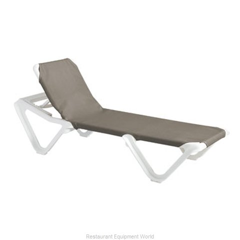 Grosfillex US101181 Chaise Outdoor