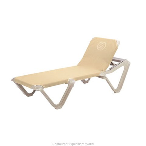 Grosfillex US155166 Chaise Outdoor