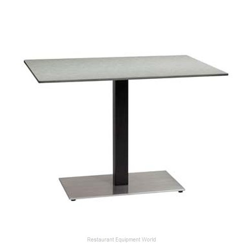 Grosfillex US181009 Table Base, Metal