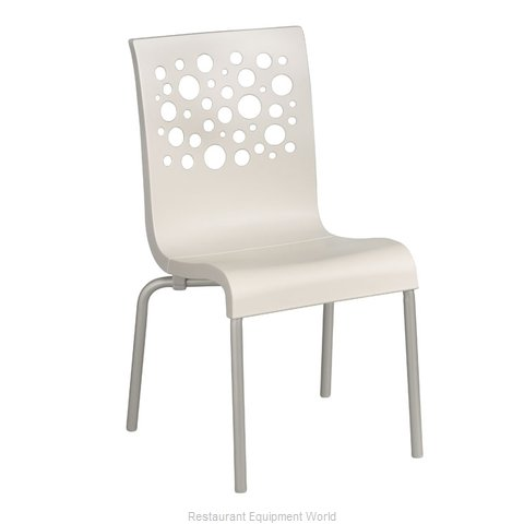 Grosfillex US210004 Chair Side Stacking Indoor