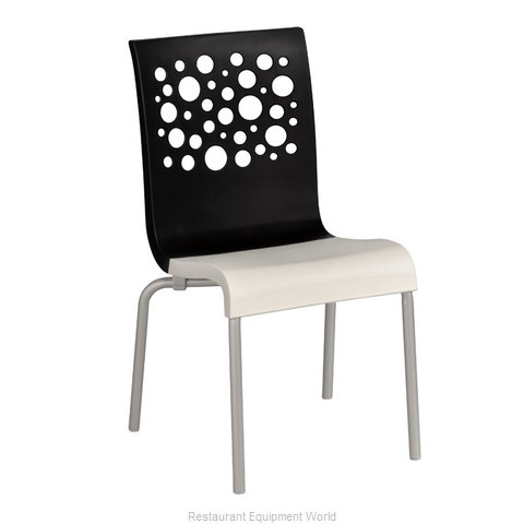 Grosfillex US210017 Chair Side Stacking Indoor
