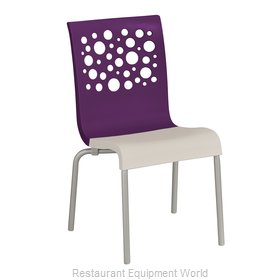 Grosfillex US210151 Chair, Side, Stacking, Indoor