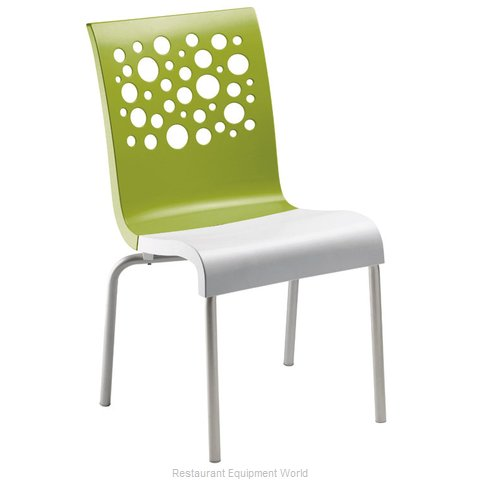 Grosfillex US210152 Chair Side Stacking Indoor