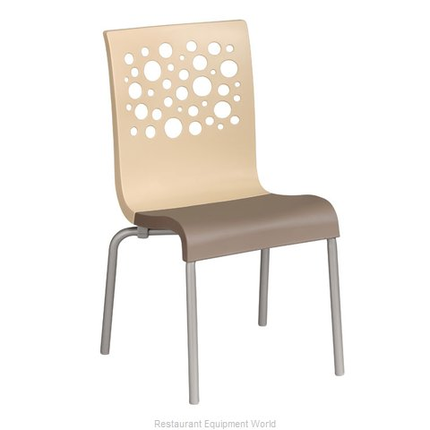 Grosfillex US214413 Chair Side Stacking Indoor