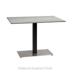 Grosfillex US221209 Table Base Metal