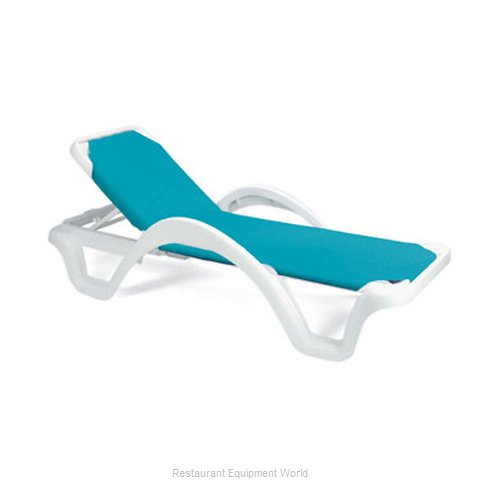 Grosfillex US224104 Chaise Outdoor