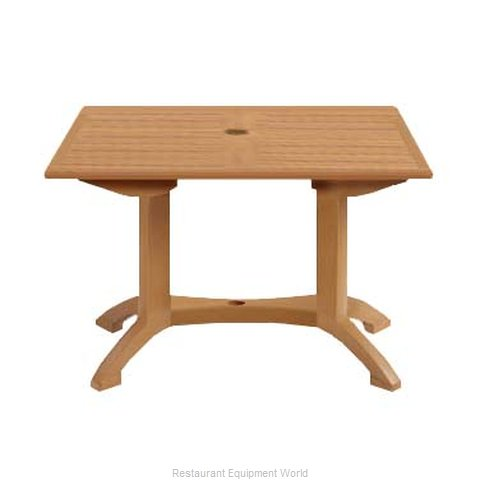 Grosfillex US240808 Table, Outdoor