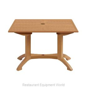 Grosfillex US240808 Table Outdoor Patio