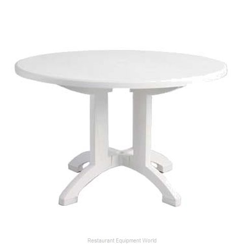 Grosfillex US243104 Table Outdoor Patio (Magnified)