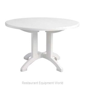 Grosfillex US243104 Table Outdoor Patio