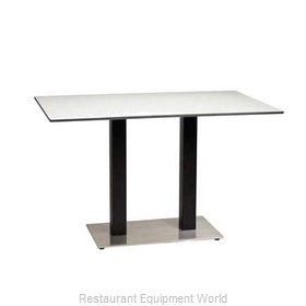 Grosfillex US281009 Table Base Metal