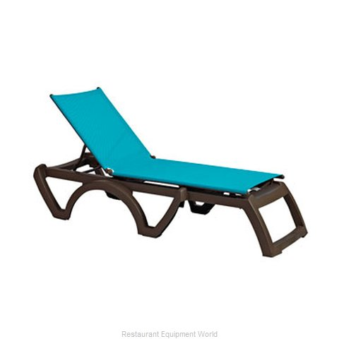 Grosfillex US337241 Chaise Outdoor