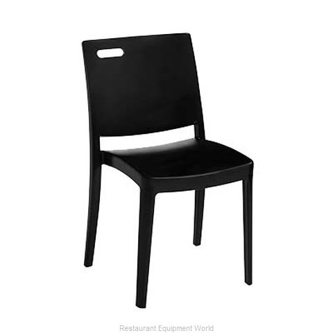 Grosfillex US356017 Chair, Side, Stacking, Outdoor