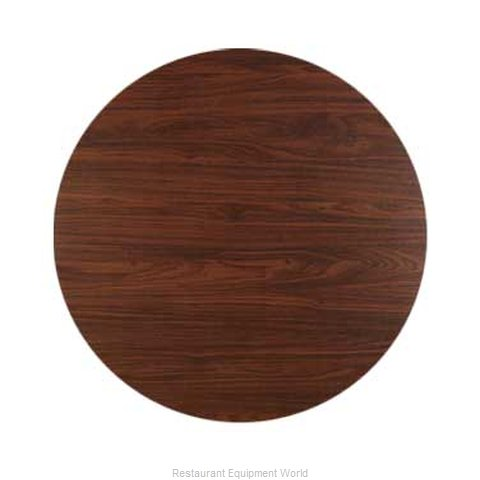 Grosfillex US36HP44 Table Top Laminate (Magnified)