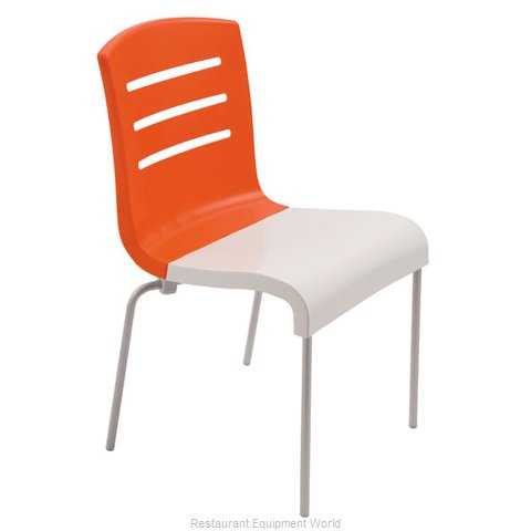Grosfillex US410019 Chair Side Stacking Indoor
