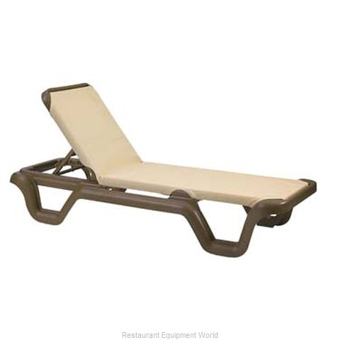 Grosfillex US414137 Chaise Outdoor