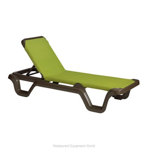 Grosfillex US415237 Chaise Outdoor