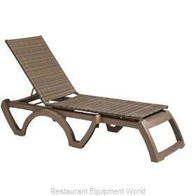 Grosfillex US435181 Chaise, Outdoor