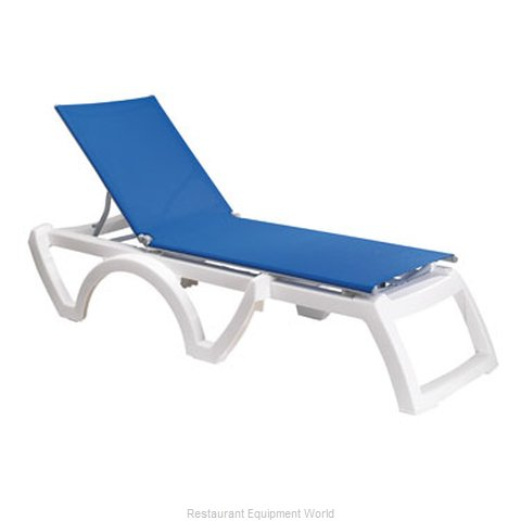 Grosfillex US476006 Chaise Outdoor