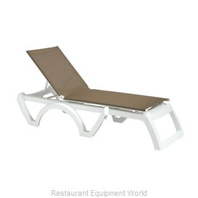 Grosfillex US476181 Chaise Outdoor